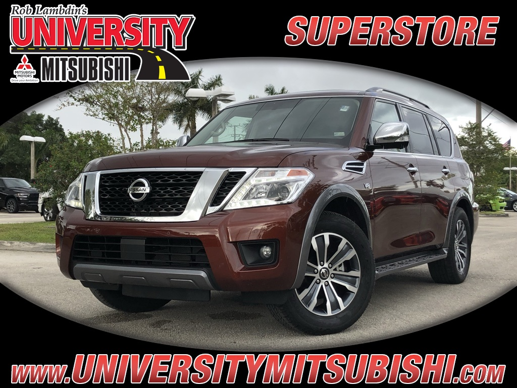 Pre-Owned 2019 Nissan Armada SL