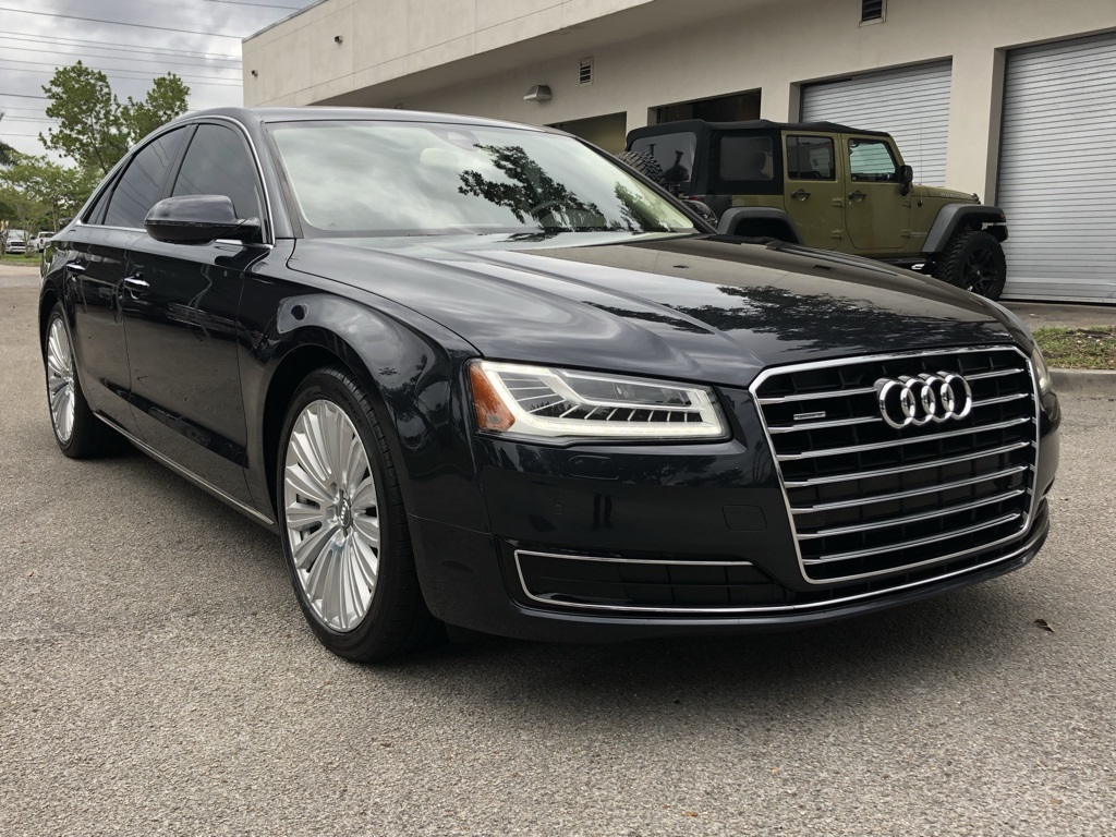 Pre-Owned 2015 Audi A8 3.0T