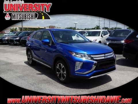 New 2018 Mitsubishi Eclipse Cross SE